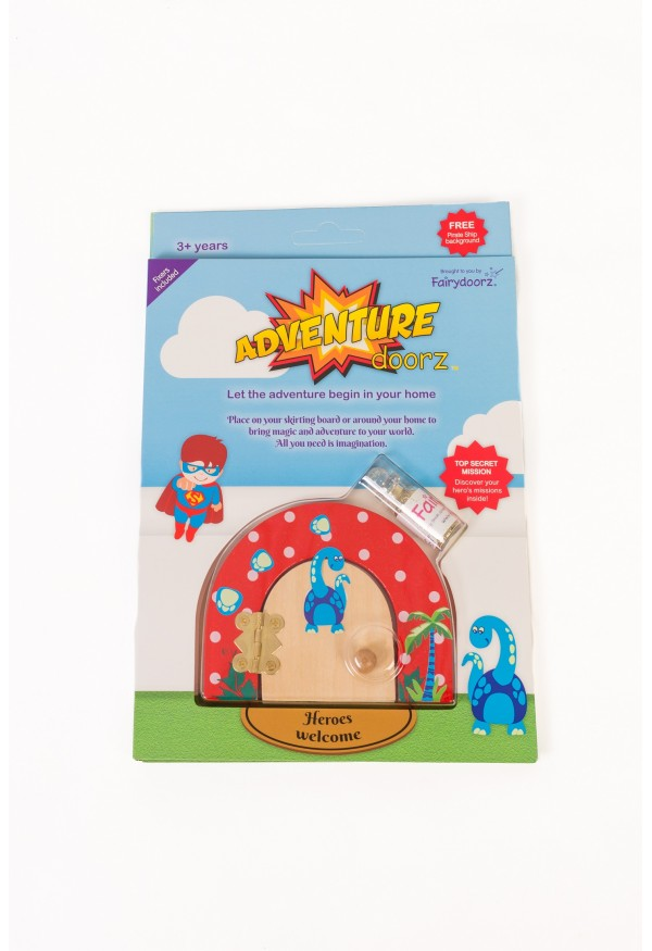 Adventuredoorz Dinosaur door