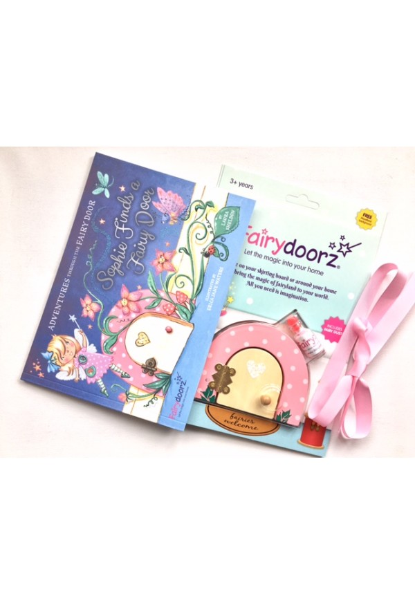 Book & Fairydoor gift set bundle