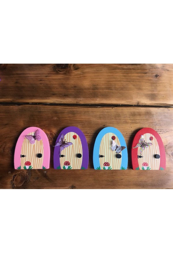 £2 sale -fairy doors and wall stickers