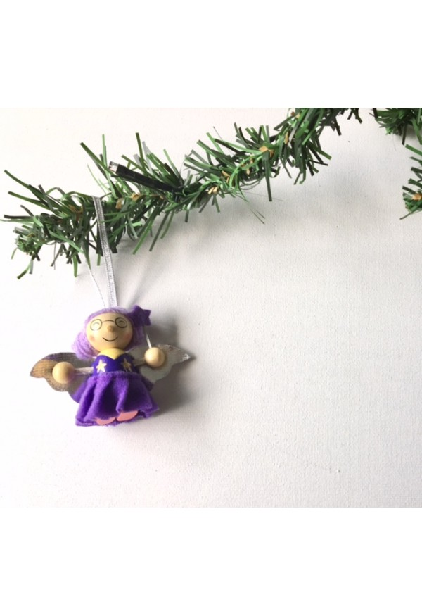 Fairy Godmother Christmas decoration