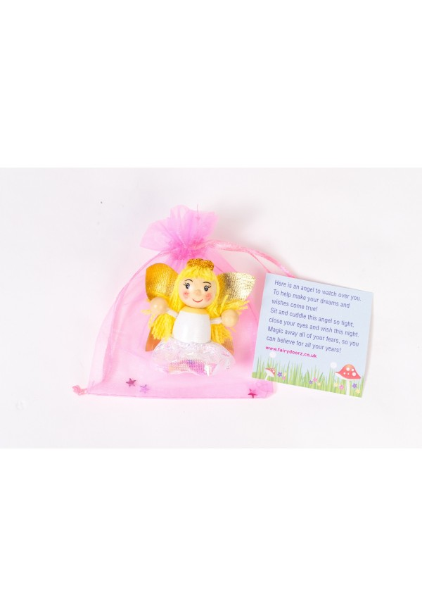 Angel Make A Wish Fairy Friendz Doll