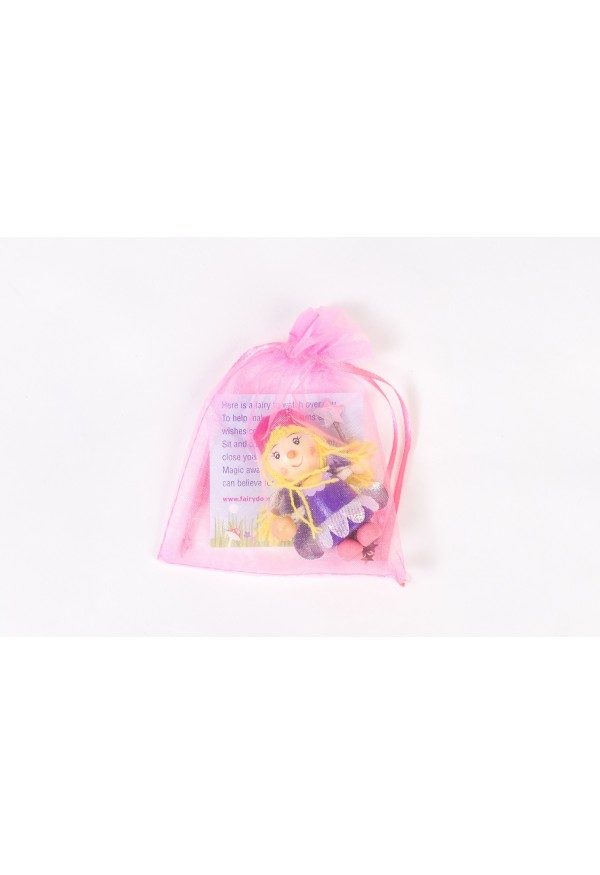 Fairy Make A Wish Fairy Friendz Doll