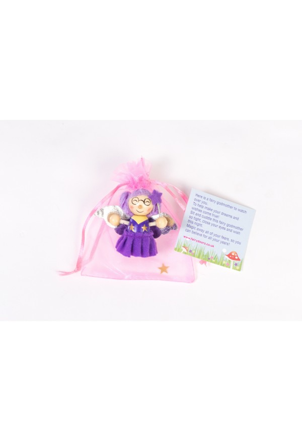 Fairy Godmother Make A Wish Fairy Friendz Doll