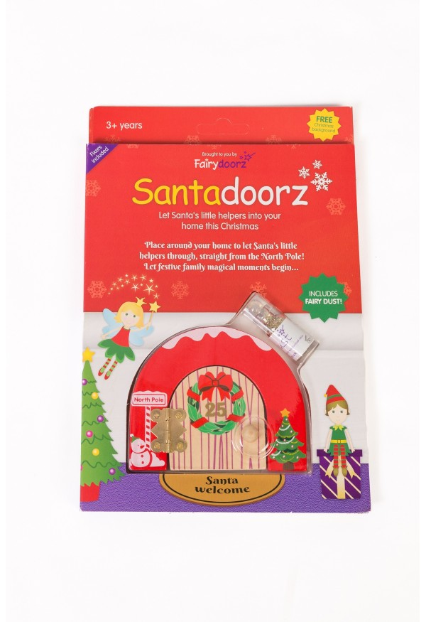 Christmas Elf Fairydoor