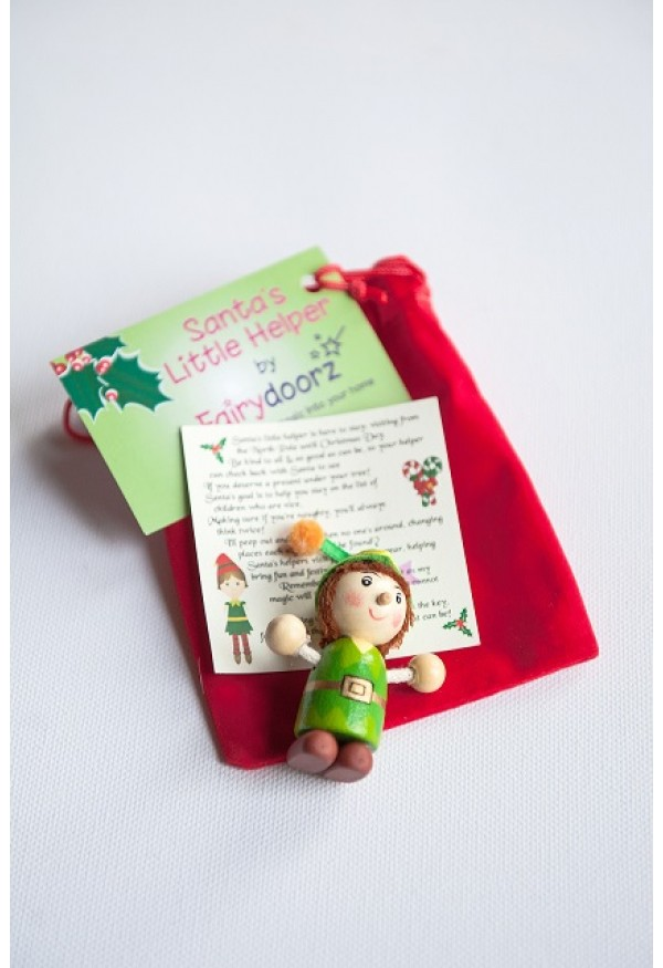 Santa's little helper - Green Elf