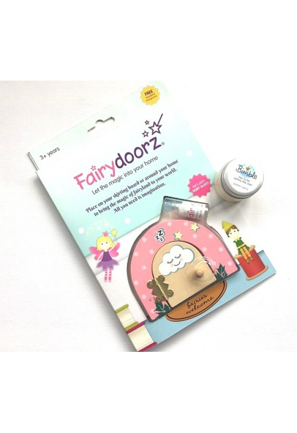 Sweet Dreams Fairy door Cuddly Cloud