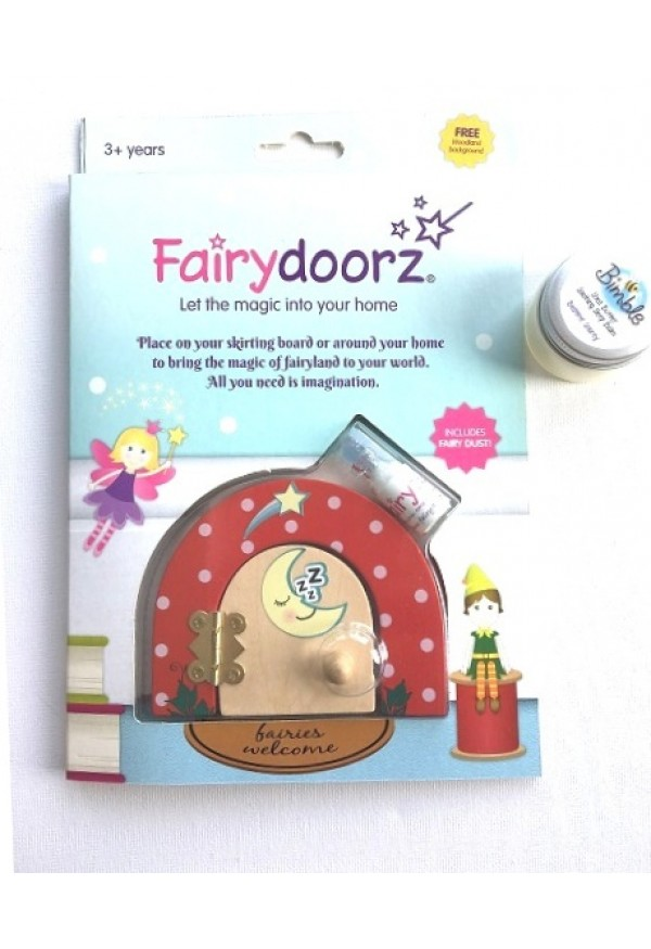 Sweet Dreams Fairy door Magical Moon