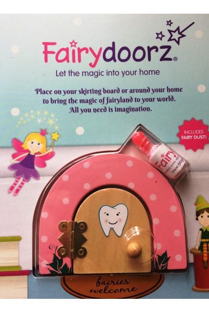 Tooth fairy door gift set by fairydoorz for Fairy door gift set
