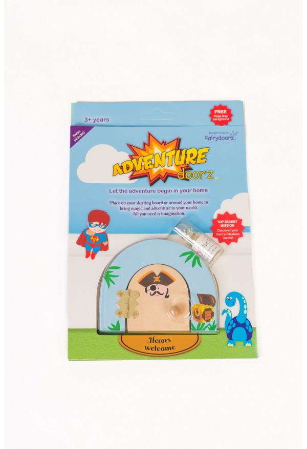 Adventure doorz - Pirate door