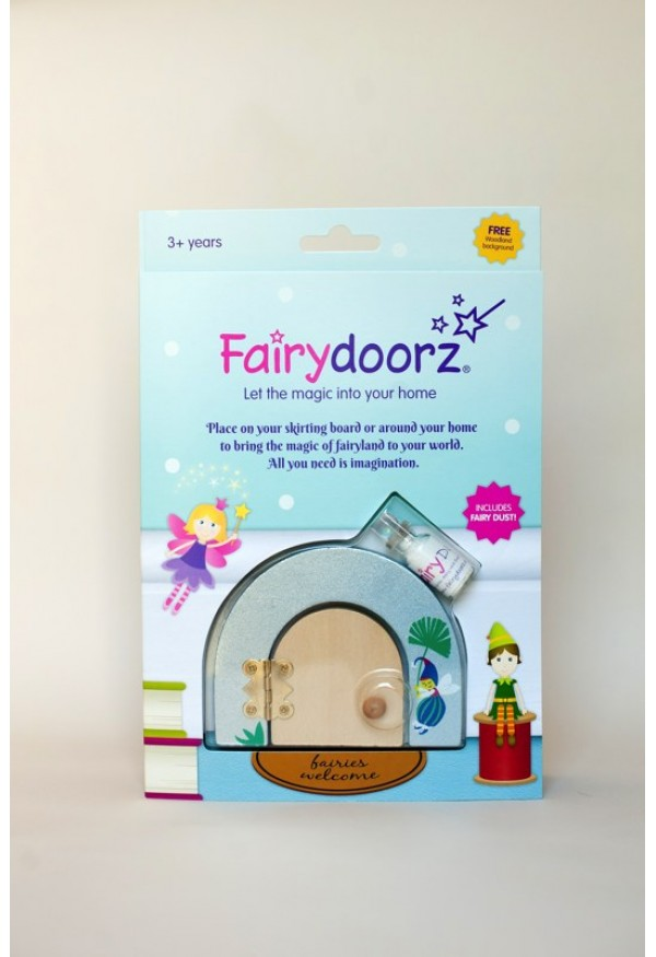 Pip the Pixie fairy door & fairy dust gift set