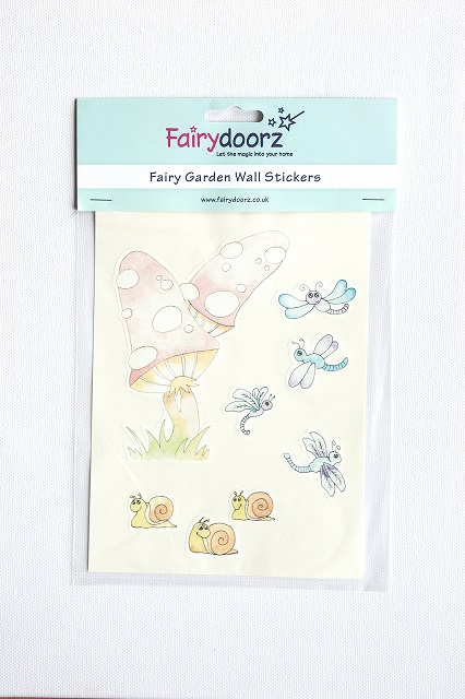 fairy wall stickers set magical mushroom details of tracy and mike baird home in floyds knobs indiana