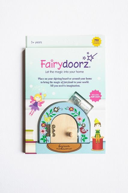 Secret meadow fairy door fairy dust gift set in for Fairy door gift set